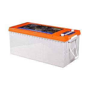 Батарея SVC GLD12200 гелевая 12В 200 Ач LED-дисплей, фото 2