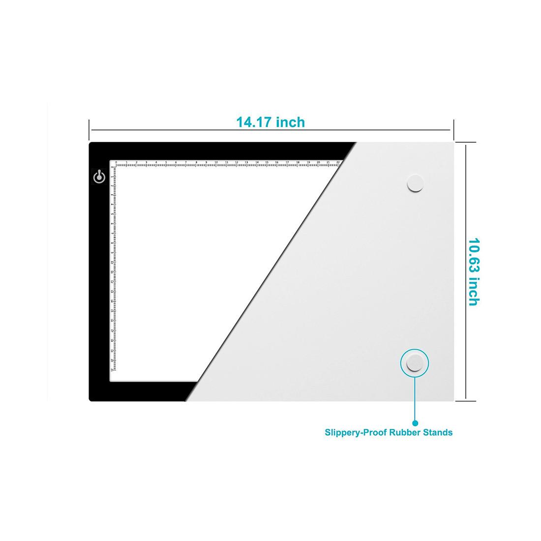 Графический планшет Huion L4S