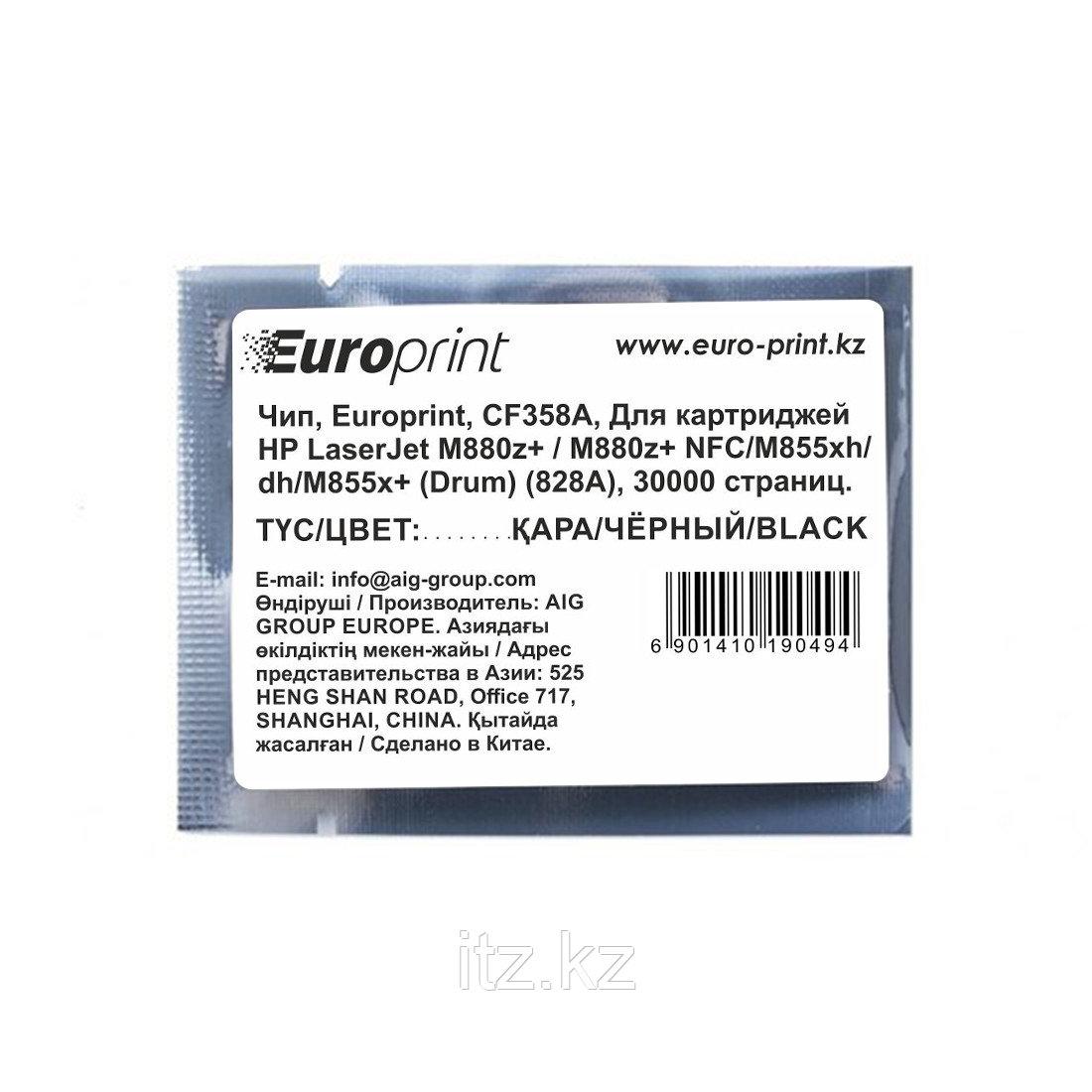 Чип Europrint HP CF358A