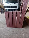 Террасная доска ДПК, скамейки, урны, клумбы, фото 8