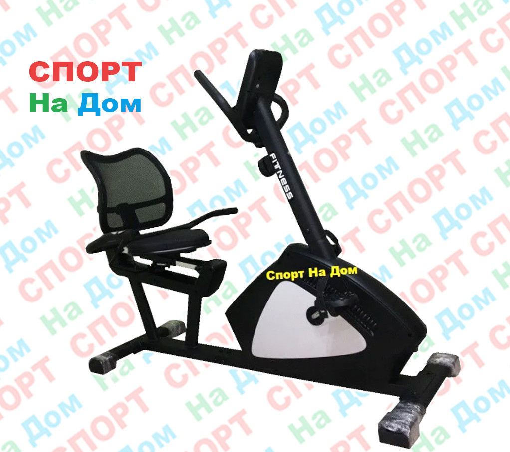 Горизонтальный велотренажер GF-607R до 120 кг