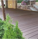 Террасная доска ДПК, декинг, скамейки, лавочки, урны, клумбы, песочницы, фото 2