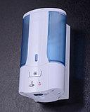 Дозатор (диспенсер) сенсорный для антисептика и жидкого мыла 450 мл. Автоматическая мыльница., фото 2