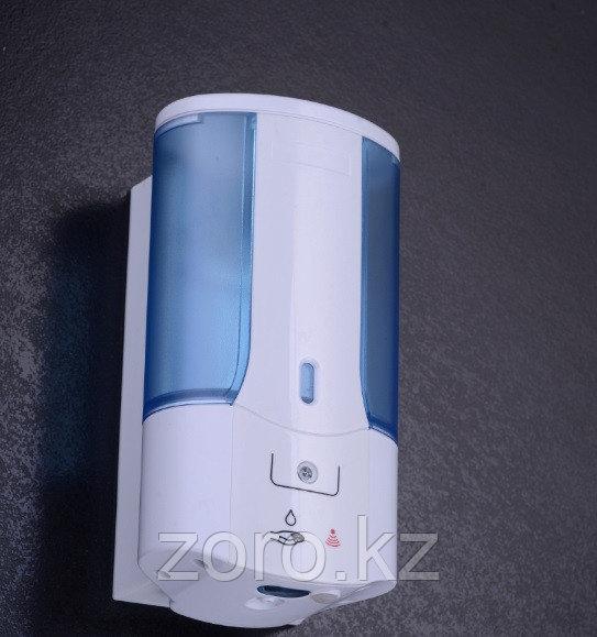 Дозатор (диспенсер) сенсорный для антисептика и жидкого мыла 450 мл