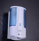 Дозатор (диспенсер) сенсорный для антисептика и жидкого мыла 450 мл. Автоматическая мыльница., фото 7