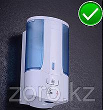 Дозатор (диспенсер) сенсорный для антисептика и жидкого мыла 450 мл. Автоматическая мыльница.
