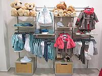 Автоматизация магазина детской одежды