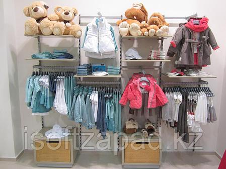 Автоматизация магазина детской одежды, фото 2