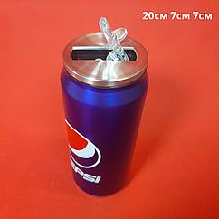 """Бутылка для напитков и воды """"Pepsi"""""""