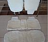 Меховые накидки на сидения