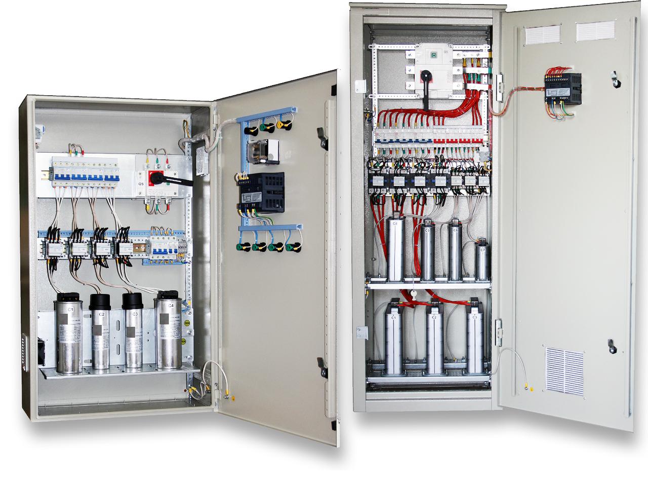 Конденсаторные установки УКРМ УКМ КРМ установка компенсации реактивной мощности