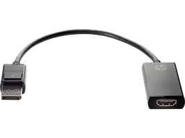 Адаптер HP 2JA63AA HP DisplayPort To HDMI True 4k