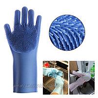 Универсальные перчатки для уборки и мытья посуды., фото 2