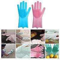 Универсальные перчатки для уборки и мытья посуды., фото 4