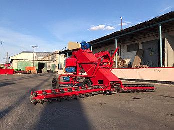 Зернометатель,зернозагрузчик ЗМСН-150 21м, фото 2