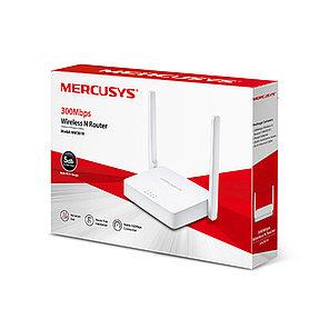 Маршрутизатор Mercusys MW301R(RU), N300, 300 мбит/с, фото 2