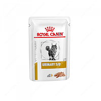 Влажный корм для кошек Royal Canin URINARY BEEF CAT POUCH 1*85 g. Уринари