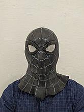Человек паук маска латексная