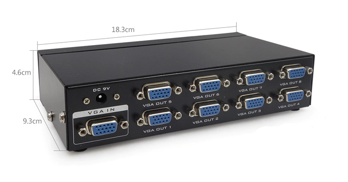 Сплиттер HDMI MT-3358