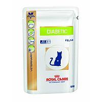 Влажный корм для кошек с диабетом Royal Canin DIABETIC CAT POUCH 1*100 g