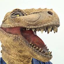 Маска Динозавр T-REX