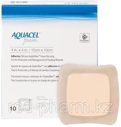 Аквасель Фоум с силиконовым адгезивом (Aquacel Foam, adh), фото 2