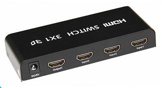 Свитчер HDMI HD-SW5, 5x1