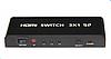 Свитчер HDMI HD-SW5, 5x1, фото 2