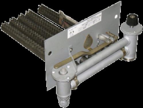 Устройство газогорелочное автоматическое  АГУ-Т-М-45