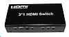 Свитчер HDMI SX-SW03, 3х1, фото 2
