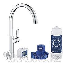 Grohe BauCurve Смеситель для кухни с функцией очистки водопроводной воды 30385000
