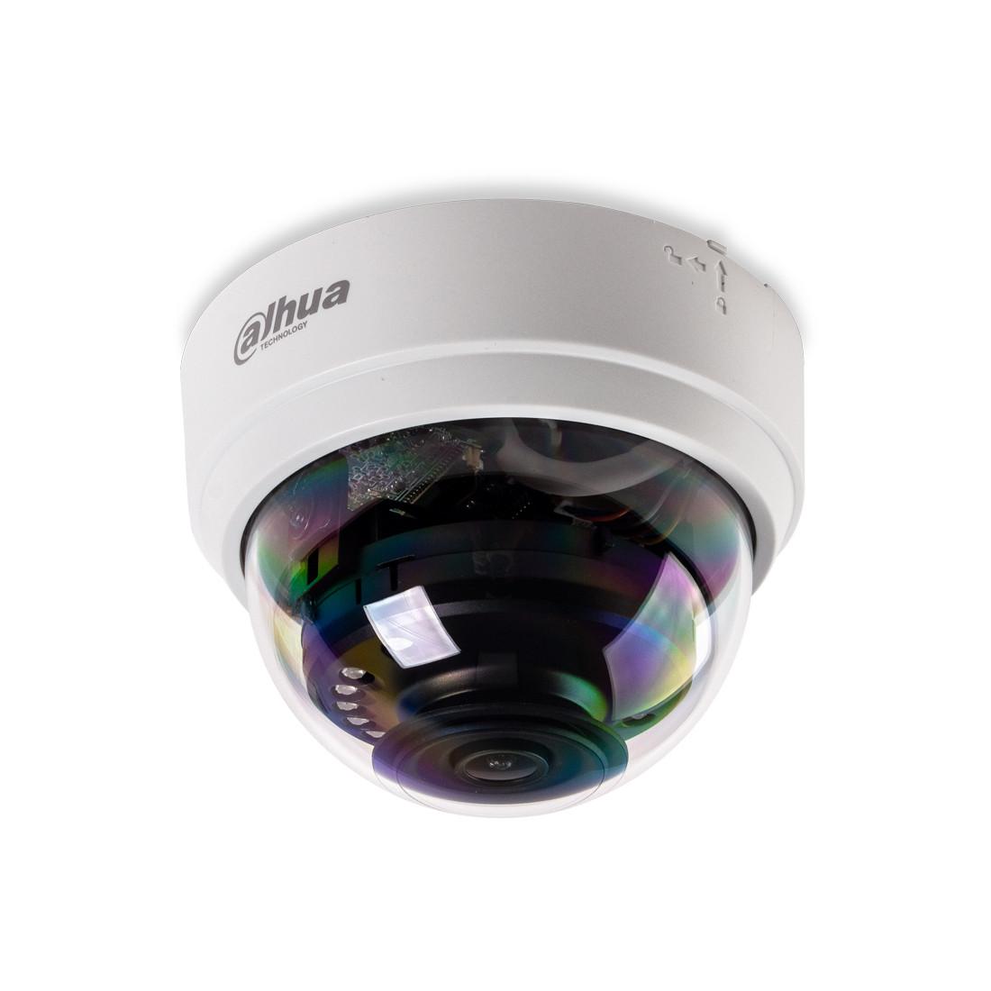 Купольная видеокамера Dahua DH-IPC-HDPW1410TP-0280B