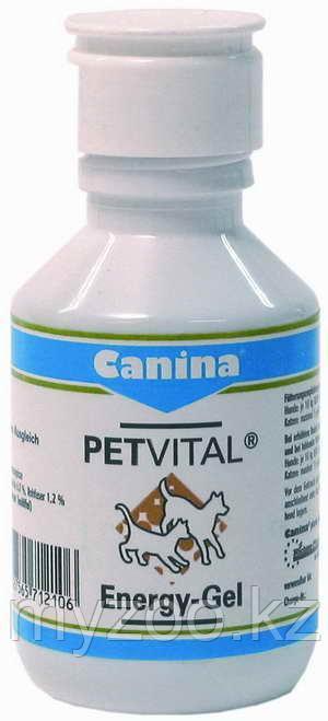 CANINA PETVITAL Energy-Gel, Канина Петвиталь Энерджи Гель, энергетический витаминный гель для собак и кошек, ф