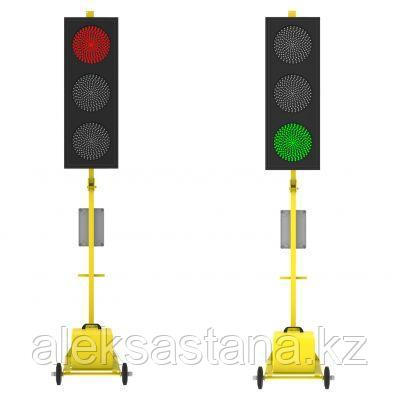 Автономные мобильные светофоры