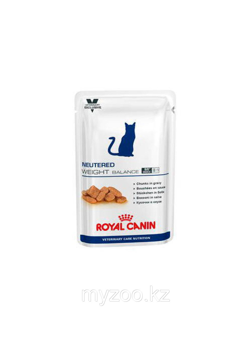 Влажный корм для профилактики мочекаменной болезни Royal Canin WEIGHT BALANCE CAT POUCH 1*100
