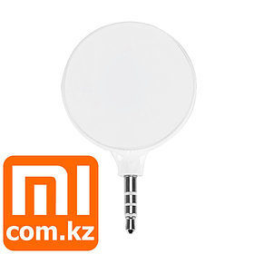 Освещение для съемки сэлфи Xiaomi Mi Selfie LED flash light. Подключение в аудиоразъем. Оригинал. Арт.4632
