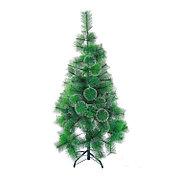 """Искусственная елка """"Новогодняя"""" 120см с заснеженными иголками"""