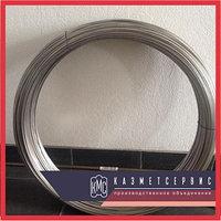 Нержавеющая проволока Х18Н10Т 2 мм