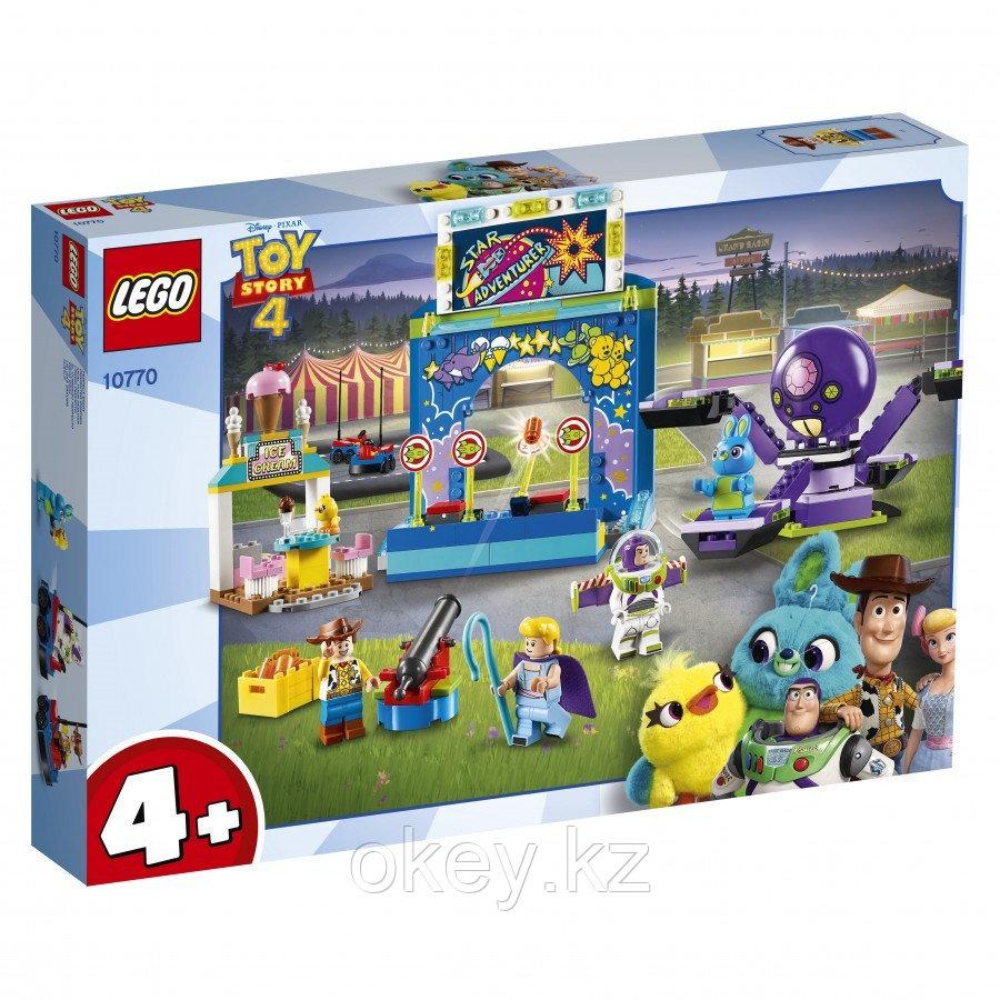 LEGO Toy Story: Парк аттракционов Базза и Вуди 10770