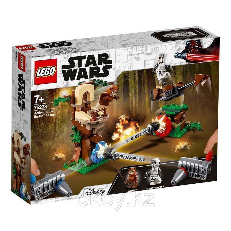 LEGO Star Wars: Нападение на планету Эндор 75238