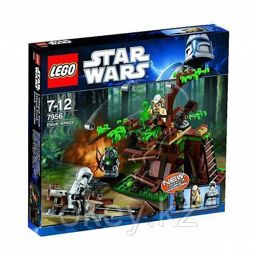 LEGO Star Wars: Атака эвоков 7956