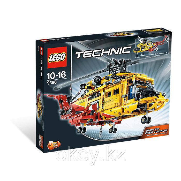 LEGO Technic: Вертолёт 9396