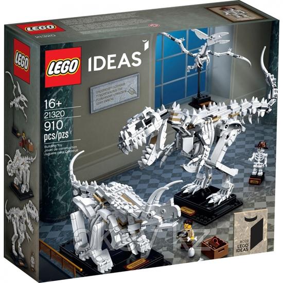 LEGO Ideas: Кости динозавра 21320