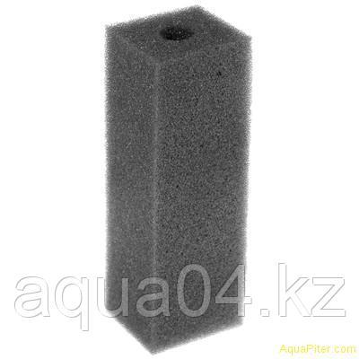 Губка прямоугольная запасная серая для фильтра F4 (5,5х6х17 см)