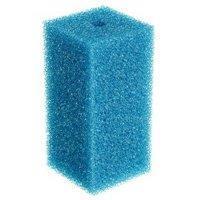 Губка прямоугольная запасная синяя для фильтра №3 (6х6х12 см)