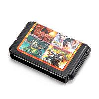 Картридж для Sega Mega Drive 4 in1