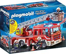 Конструктор Playmobil Пожарная служба: Пожарная машина с лестницей 9463pm
