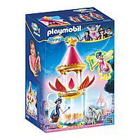 Конструктор Playmobil Супер4: Музыкальные Цветочная Башня с Твинкл 6688pm