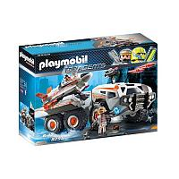 Конструктор Playmobil Боевой грузовик команды шпионов 9255pm
