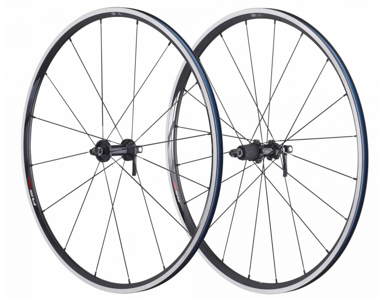 Shimano  комплект колёс Road-Otherst WH-RS21 F-R, old:100-130mm,for 8-9-10-11-spd